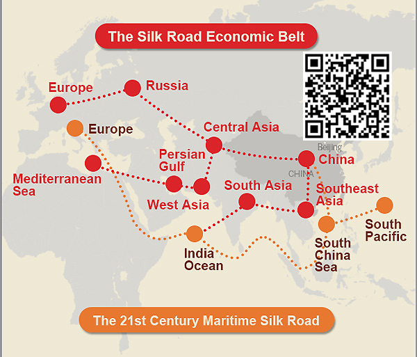 Silk Road Initiative takes new route on TV map