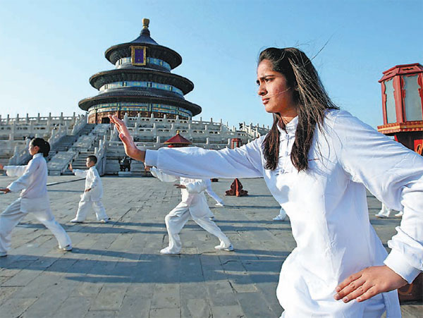 More Indians studying in China - China - Chinadaily com cn
