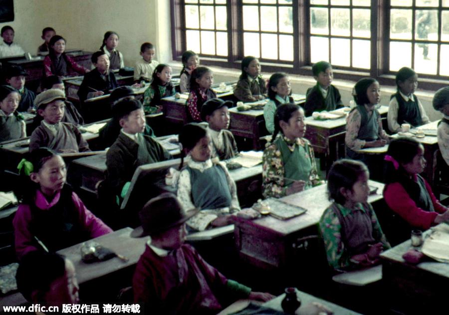 tibet+china essays