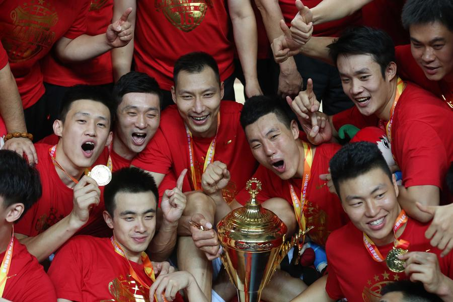 China qualifies for Rio Olympics with Asian Championship title