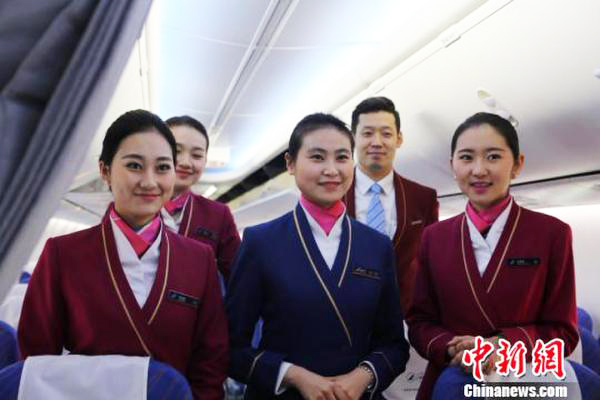 fb34f28f31b First direct flight links Xinjiang, southeastern Asia - China ...