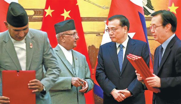 Nepal free trade study to be launched, rail link considered