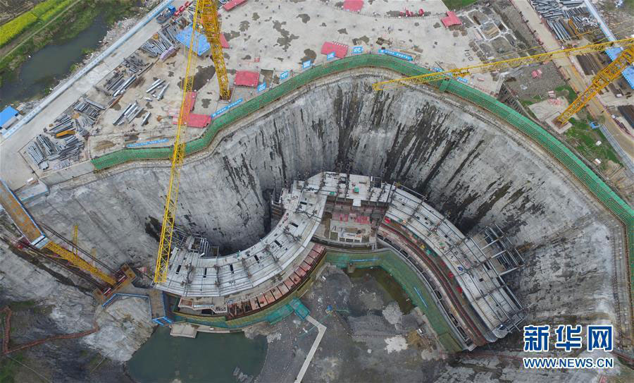Shanghai Builds Quot Deep Pit Hotel Quot 3 Chinadaily Com Cn