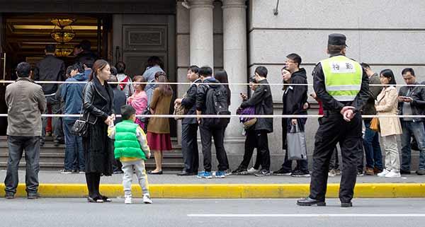 Shanghai toughens rule on auto plates