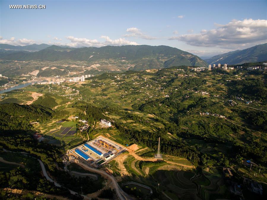 365bet官网:中国最大的页岩气项目投产