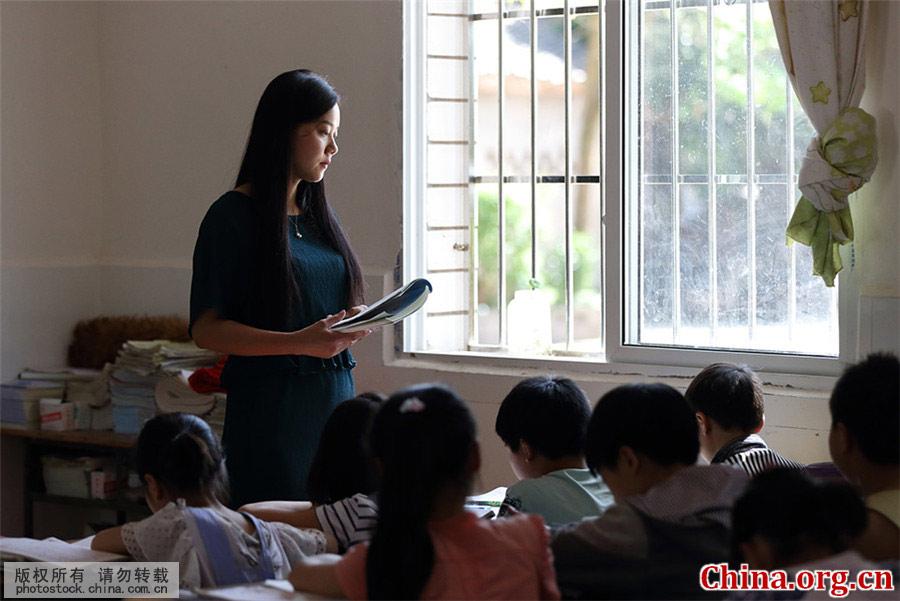 澳门赌场攻略:年轻老师对学生的衷心的爱