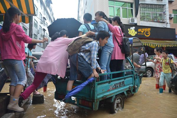网上百家乐:衰落的尼诺继续影响天气