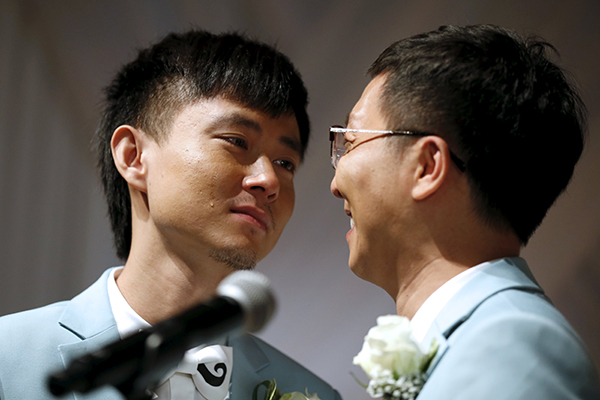 Gay culture in china