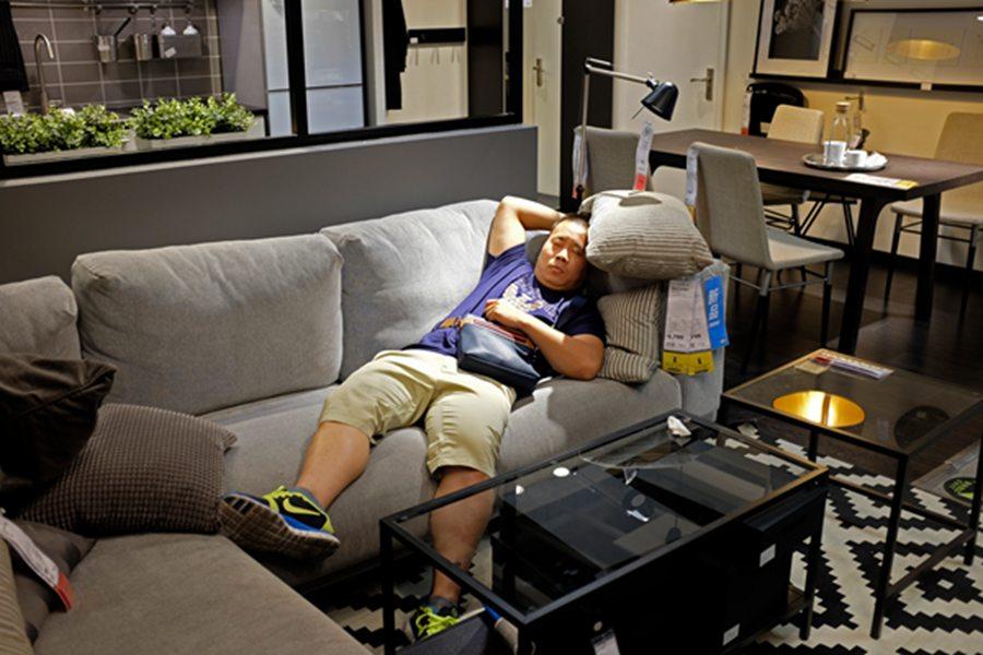 Alternative Ikea ikea becomes an alternative getaway spot 1 chinadaily com cn