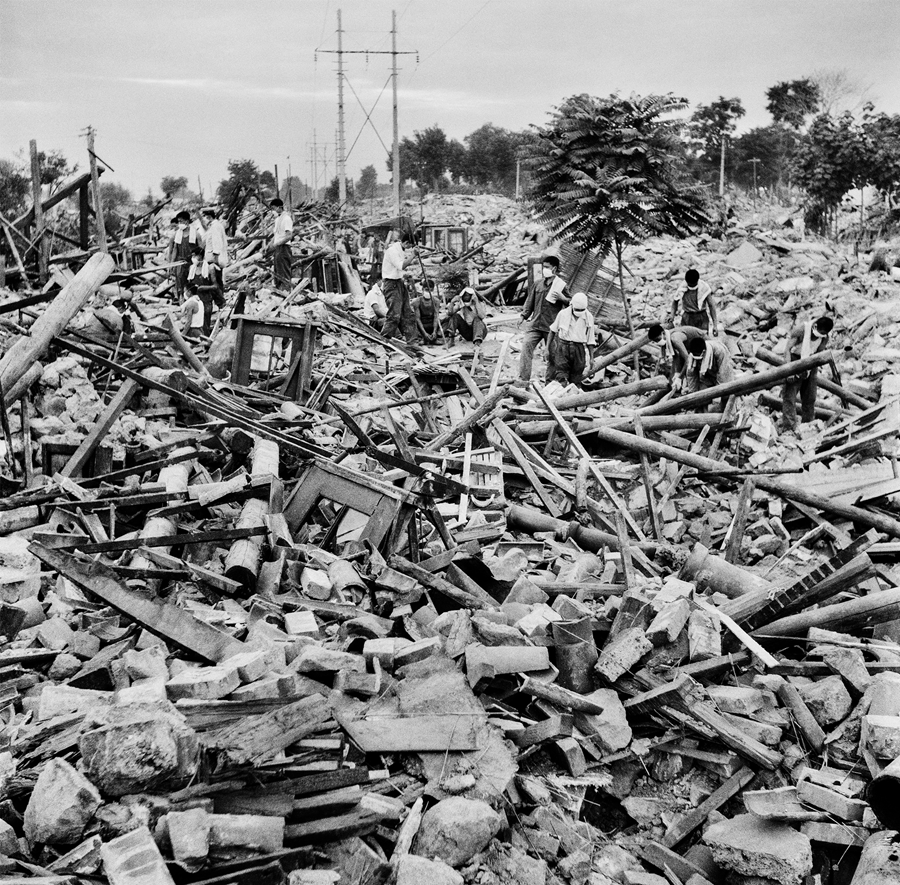 1976 tangshan earthquake essay The 2008 sichuan earthquake  it was the deadliest and strongest earthquake to hit china since the 1976 tangshan earthquake, which killed at least 240,000 people.