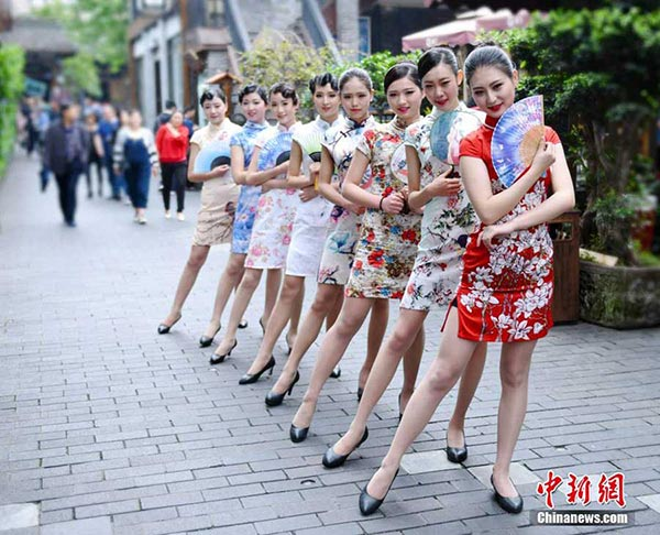 Flight attendant: the most competitive job in China