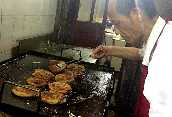 Govt shuts down classic pancake stall