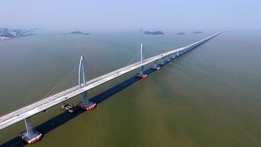 China home to over half of the world 39 s longest bridges 1 Longest house in the world