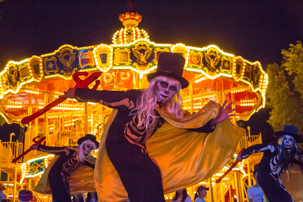Halloween carnival to be staged in Guangzhou[1]- Chinadaily.com.cn