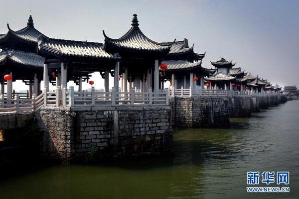Famous ancient bridges in China China Chinadailycomcn