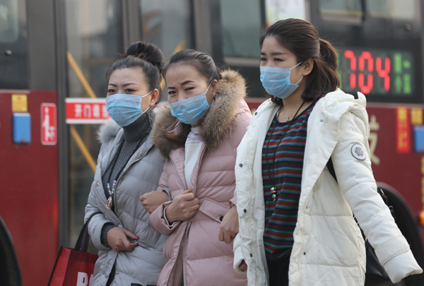 Air quality worsens with winter