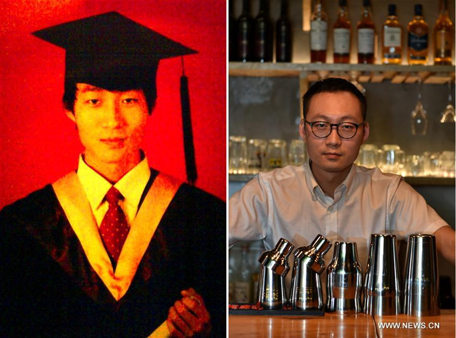 Now and Then: Graduates' college life and days after graduation