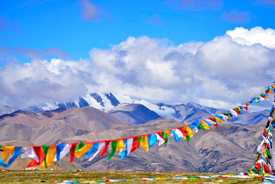 Taking the high road in Tibet