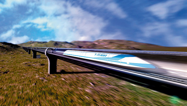 space firm launches rd on hyperloop