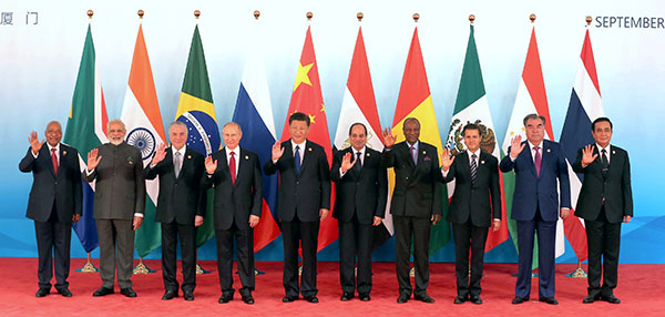 Xi: Emerging nations deserve role