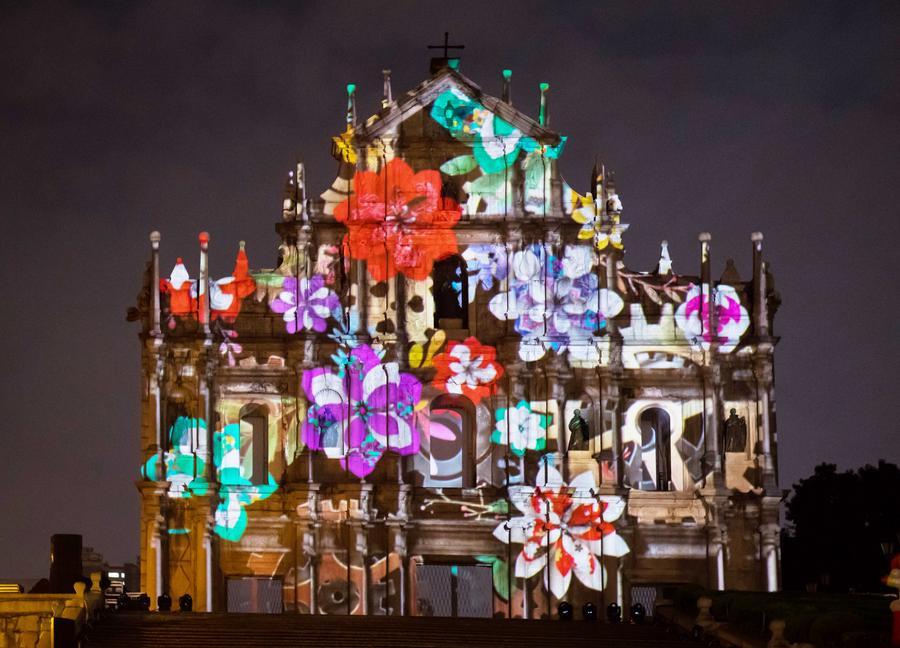 Macao Light Festival 2017 unveiled