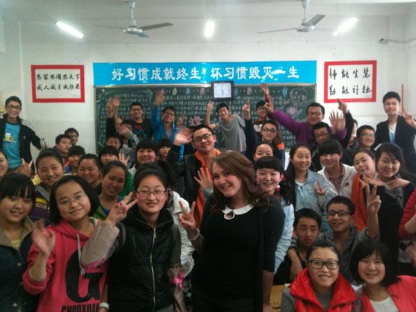 Scottish education vs Chinese education |My China Story |chinadaily