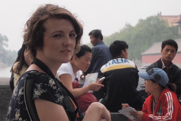 老外在中国:第一次在宁波理发