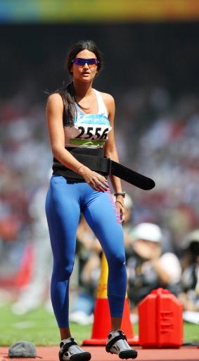 Meet Leryn Franco, Paraguays Olympic javelin hopeful who is also a stunning bikini model