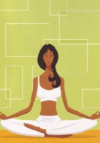 Yoga theme releases power within