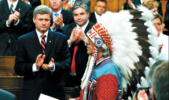 aboriginals the mistreated minorites of canada His views are certainly a minority position, and wouldn't be socially acceptable amongst any of the people with whom i associate  aboriginals are prone for some .