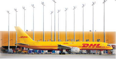 dhl soars massive new bonn airfreight hub connects europe then on to asia. Black Bedroom Furniture Sets. Home Design Ideas