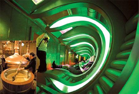 Heineken Experience Reopens In Amsterdam