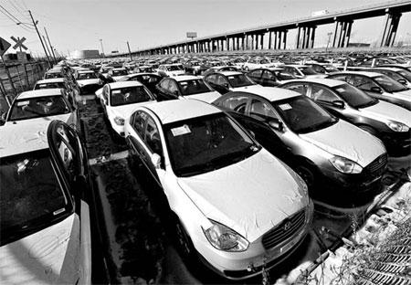 Hyundai defies us market trend for Motor vehicle newark nj