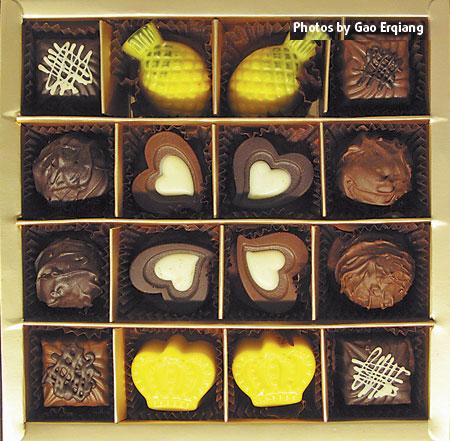 Life Is Like A Box Of Chocolates At Baixas