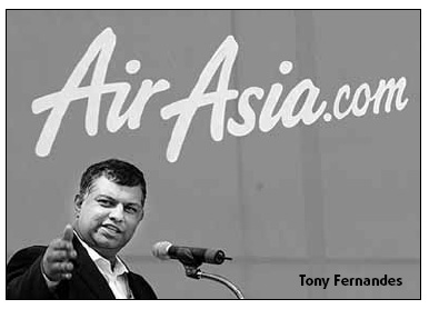 tony fernandes motivational skill Tony fernandes sees huge potential in a region where discount air travel is still a novelty bloomberg the company & its products bloomberg.