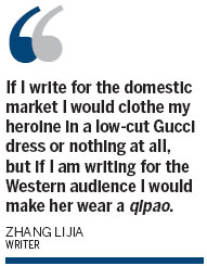 Asian writers guided by invisible hand of the market