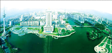 Even with its achievements, Nantong aims high