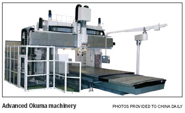 japanese machine tools