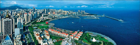 Qingdao leads the nation in marine developments