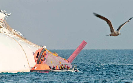 ... capsized cruise ship in China as divers search for survivors   Fox