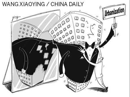 Urbanization and its discontents |Cover Story |chinadaily ...