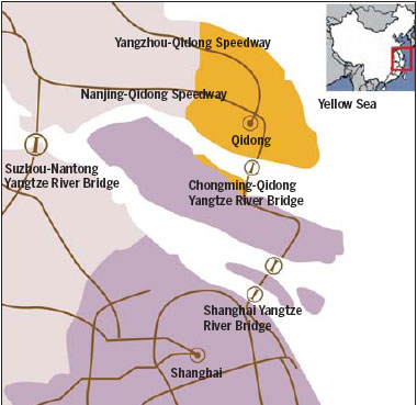 Qidong poised for economic growth