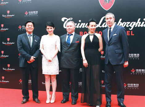 Italian brand luxury hotel opens in Suzhou
