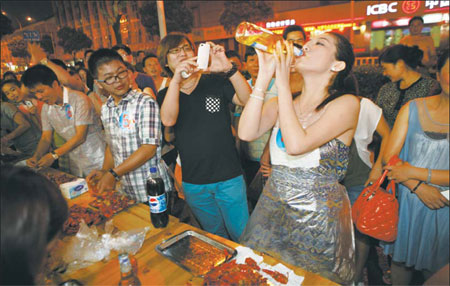 chinadaily Battling Underage Drinking Special cn com expo