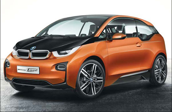 BMW: Electric cars will arrive at dealers in 2014