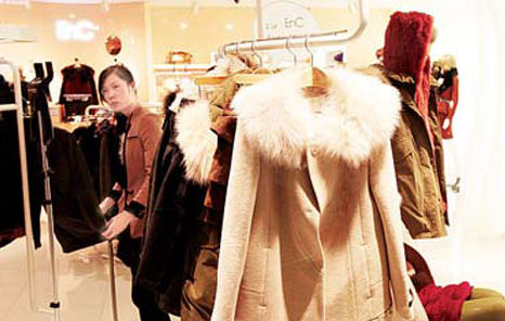 Fur in comeback among followers of fashion with chic new styles