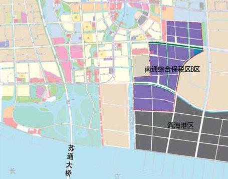 Jiangsu opens bonded zone in Nantong