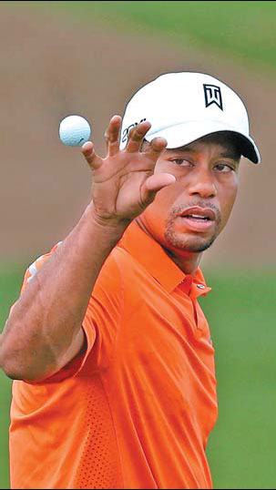 Tiger feeling majorly excited this week |Sports |