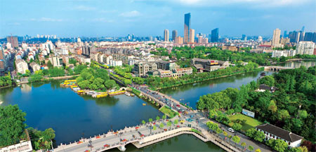 Nantong's pioneering century