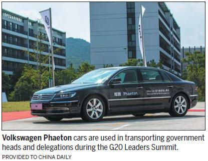 phaeton provides luxury at summit chinadaily com cn Limousine Service Vc.htm #17